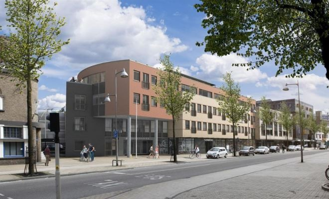 Een mooie ontwikkeling in het centrum van Apeldoorn