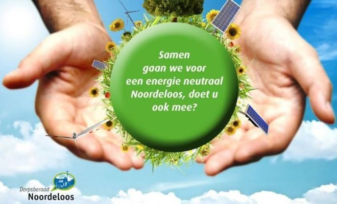 Informatiemarkt Energiebesparing Noordeloos op woensdag 24 januari a.s.
