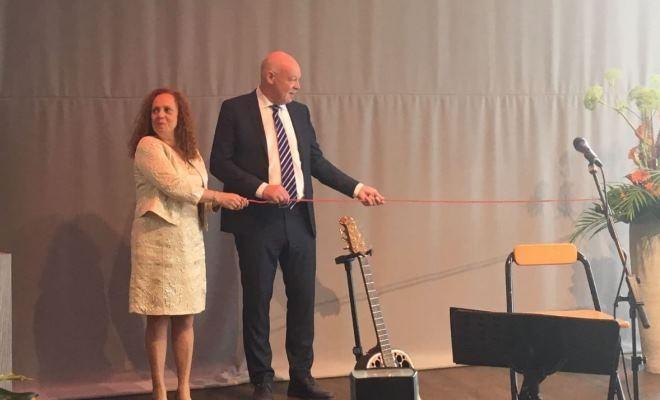 Officiële opening uitvaartcentrum YARDENhuis Zevenberg te Hoogeveen