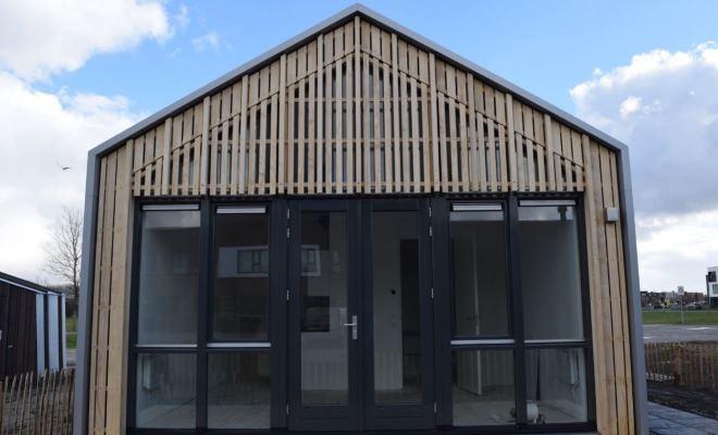 Feestelijke oplevering eerste Pionierswoning in Nederland!