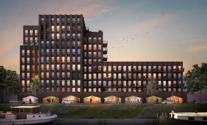 Start bouw appartementen Karaat te Groningen