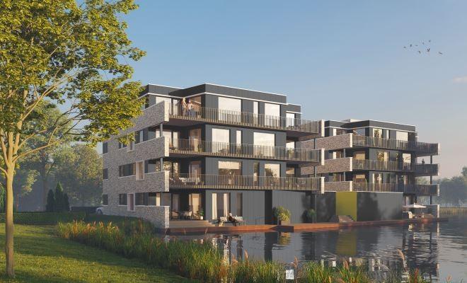 Start verkoop 14 appartementen Vossenburcht te Eelde