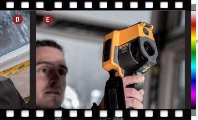 Thermograaf doet meer dan foto's maken