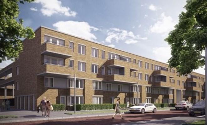 Amsterdam | 104 appartementen | Kolenkitbuurt