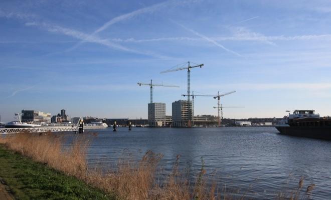Amsterdam | Woongebouw Pontsteiger | Houthaven