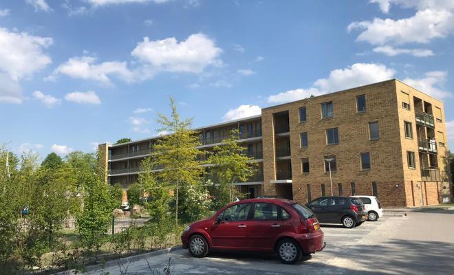 Assen | 48 appartementen | Kolibrie