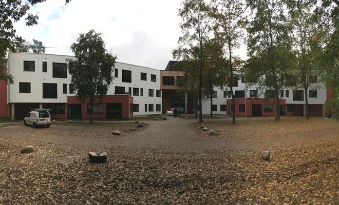 Emmen | 47 appartementen | Boslaan