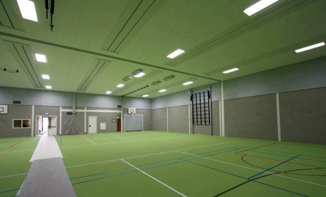 Emmen | Dubbele gymzaal | Emmermeer