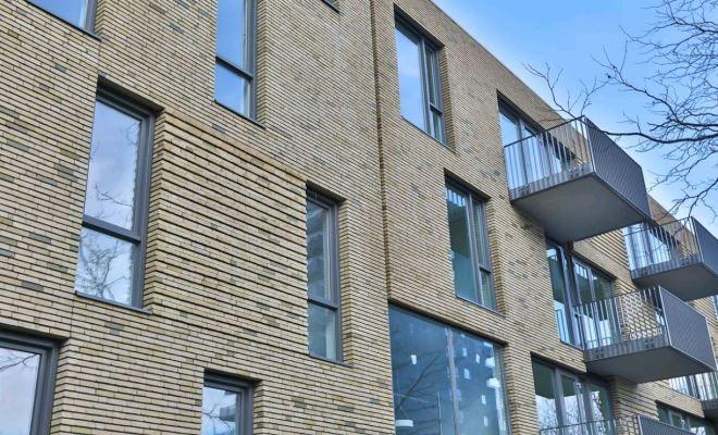 Groningen | 36 appartementen | Siersteenlaan