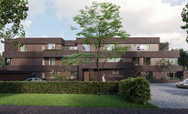 Groningen   8 appartementen   Piccardthof