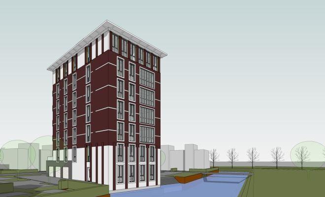 Groningen | Appartementen Helperborg | Helpermaar