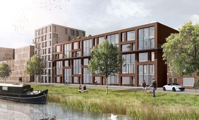 Groningen | 48 Superlofts | Oosterhamrikkade
