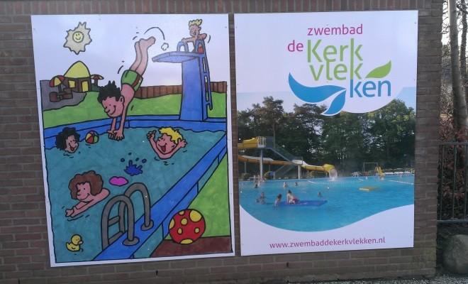 Havelte  | Zwembad | 'De Kerkvlekken'