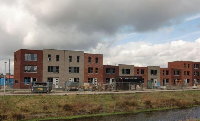 Hoogeveen | 12 woningen | Erflanden | Koningspage