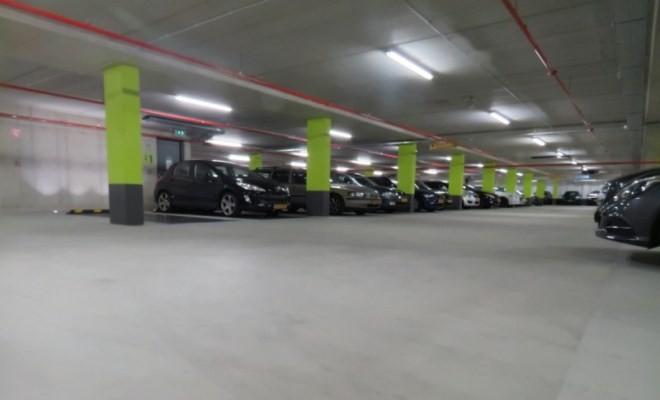 Leeuwarden | Parkeergarage | Nieuwe Oosterstraat