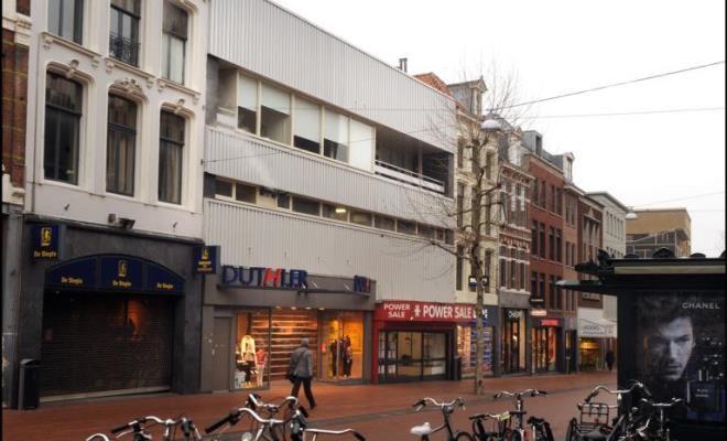 Nijmegen | Winkelpand | Molenstraat