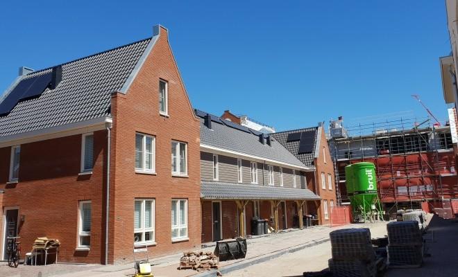 Spakenburg | 23 woningen | Zuyderzee