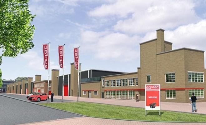 Steenwijk | Assemblagehal en kantoor | Agrifac