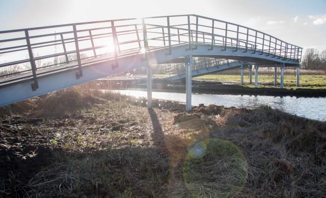 Wanneperveen | Fietsbrug