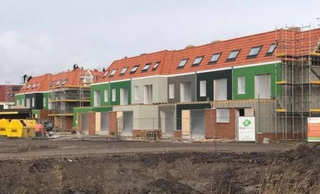 Zaandam | 10 woningen | De Eilanden