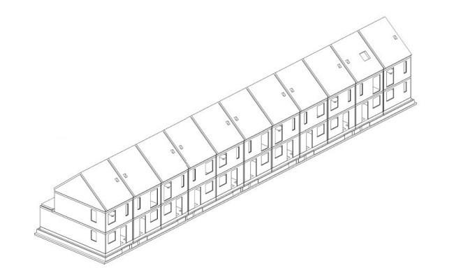 Zeist | 16 woningen | Vogelwijk
